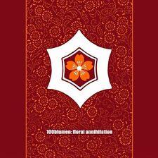 100BLUMEN Floral Annihilation CD 2008 ant-zen