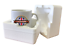 Made-in-Laugharne-Mug-Te-Caffe-Citta-Citta-Luogo-Casa miniatura 3