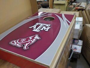 Wild Sports NCAA College Butler Bulldogs 2 x 3 Platinum College Hardwood Wood Tailgate Toss Multi 24 x 36