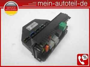 Mercedes S212 E-Klasse Steuergerät SAM Modul Sicherungskasten 2129000206 2125451