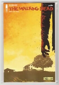 Walking Dead #192 Main /& Blank /& 193-1st PrintsKey IssuesDeath of Rick