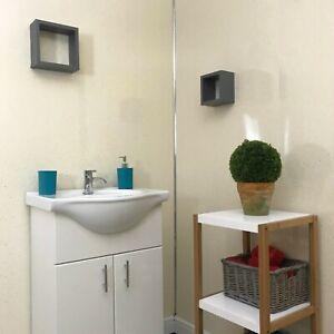 10 beige sparkle bathroom wall panels pvc shower ceiling