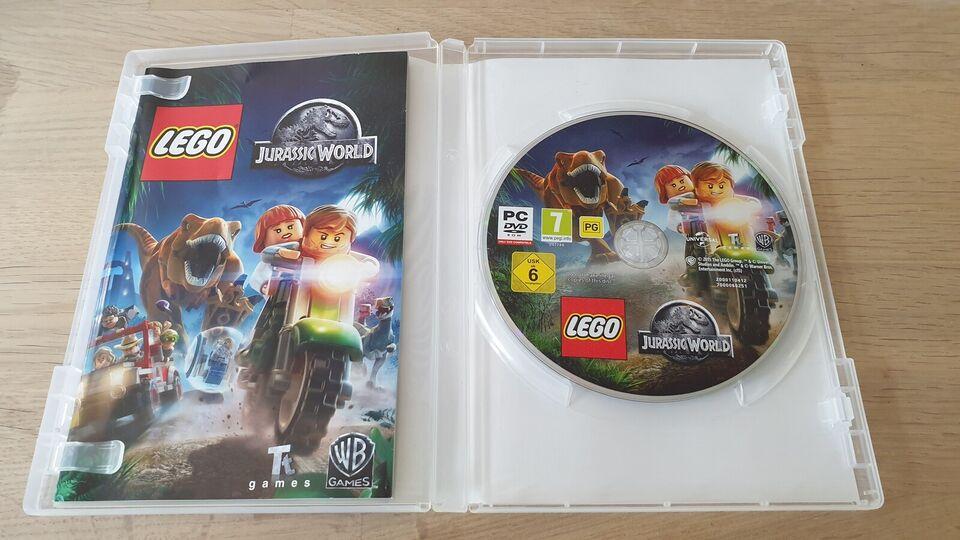 LEGO - JURASSIC WORLD, til pc, adventure