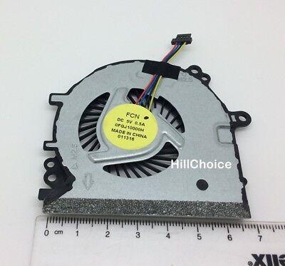 001 430 Probook Ventola Raffreddamento 831902 CPU Nuovo Hp G3 Portatile di qpwFv