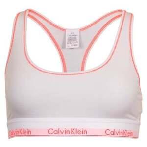 093d44071a1 Image is loading Calvin-Klein-Underwear-CK-Modern-Cotton-Bralette-Bra-