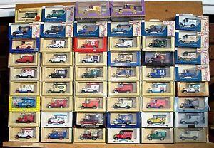 Lledo-Diecast-modelli-1926-BULL-Naso-Morris-da-1-99-SCEGLIERE-DA-LISTA-LOTTO-50