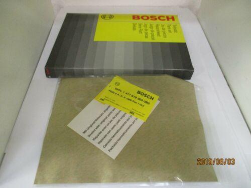 BOSCH 1417010003-3B3 Reparatursatz Einspritzpumpe PE 6 A Diesel Pump Gasket S