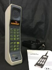 motorola 8000x. Item 2 RARE Motorola 8000M Yellow Dot Matrix Brick Phone (Powers On Guaranteed!) -RARE 8000x 8