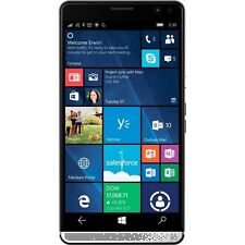HP Elite x3 and Desk Dock Qualcomm Dual SIM Microsoft Windows 10 Mobile Phone