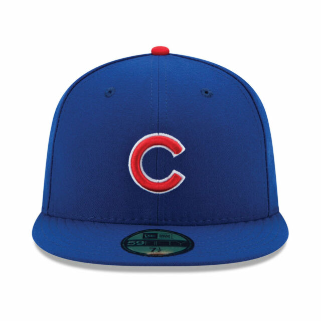 Chicago Cubs New Era MLB Authentic Collection 59Fifty On Field Cap Fitted  NWT 93477c279cb