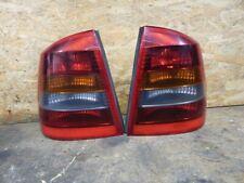 02//1998-01//2005 Kunststoff ohne Lampentr/äger F35//F48//F69//F70 Baujahr Heckleuchte R/ückleuchte R/ücklicht links f/ür Modell Astra G