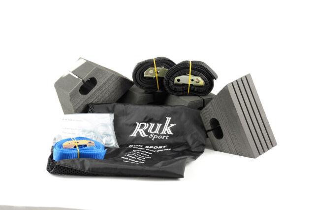 Ruk Sport Kayak Roof Foam Block Carrier