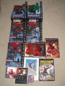 Spider-man Lot Movie Parts 1-3 Marvel Comics