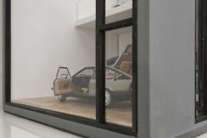 DISPLAY-BOX-DIORAMA-GARAGE-DESIGN-1-18-AUTOART-EXOTO-BBR-MODELS-CMC-SCHUCO