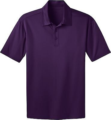 Port Authority Mens Silk Touch Dri-Fit Polo Shirt NEW Size S-4XL GOLF K540