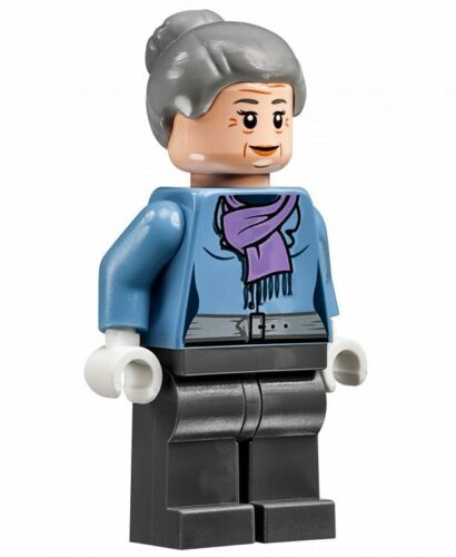 Marvel Super Heroes Minifigure 76057 LEGO Spiderman/'s Aunt May