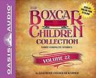 The Boxcar Children Collection Volume 22: The Black Pearl Mystery, the Cereal Box Mystery, the Panther Mystery by Gertrude Chandler Warner (CD-Audio, 2015)