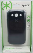 Speck SPK-A1433 Candyshell Case Samsung Galaxy S3 Black & Gray Glossy