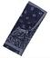 miniature 7 - Bandana Serre-tête élastique soyeux Hairband Coiffure Fashion Yoga Twisted Head Wrap