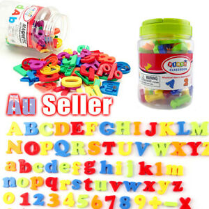 78PCS-Xmas-Letters-Magnetic-Numbers-Learning-Toy-gift-Alphabet-Magnets-Fridge