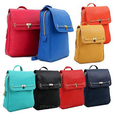 New Hot Fashion Women Handbag Ladies Messenger Backpack Tote Satchel School Bag