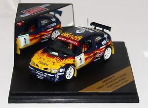 1/43 Vitesse Skm99014 Renault Mégane Maxi Turquey Hebros Rallye 1998 Avci Rare