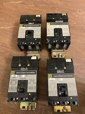 ML3 150 Amp 2 Pole Circuit Breaker Square D CAT NO 997218 600V A.C