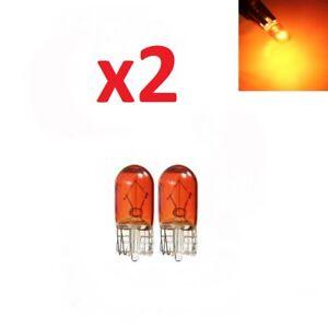 2-Bombillas-T10-5050-SMD-5W5-DC12V-varios-colores-posicion-matricula