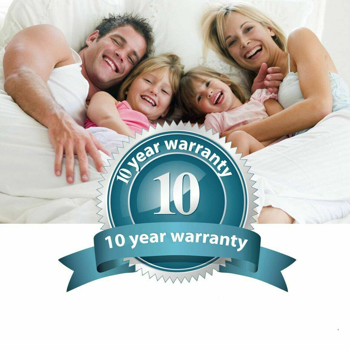 Mattress Cover Protector Waterproof Queen Size Bed Pad