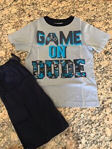 Gymboree Boys Game Shirt Hooded Clear The Taco Field NWT JCP10