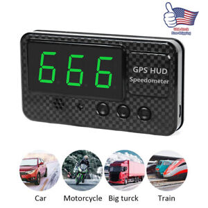 Car-Digital-GPS-Speedometer-Odometer-Head-Up-Display-Overspeed-Warning-Alarm-HUD