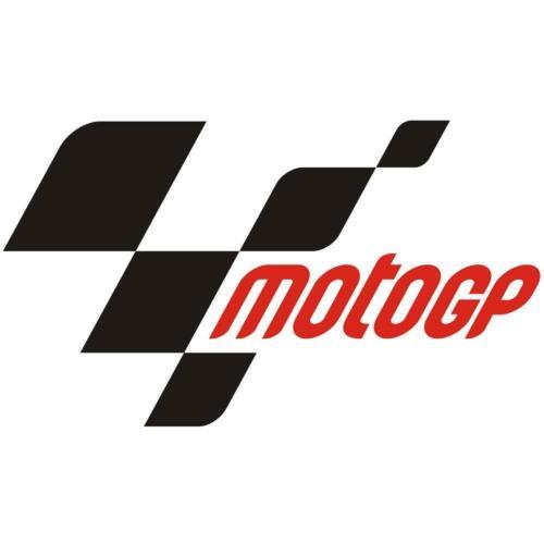 MotoGP Moto Bandana Taglia Unica Sciarpa Testa Usura Nero Nuovo