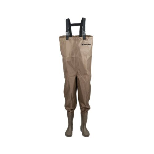 12 Hodgman Mackenzie Cleat Chest Bootfoot Fishing//Hunting Waders Size