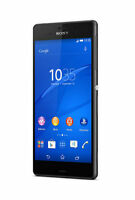 Sony XPERIA Z3 D6603 16GB 4G LTE Black Water Proof Mobile Unlocked Smartphone