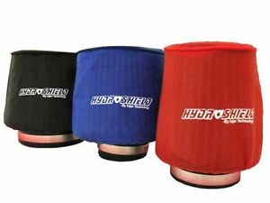 INJEN-HYDRO-SHIELD-WATER-PRE-FILTER-Air-Intake-Cover-RED-X-1035RD