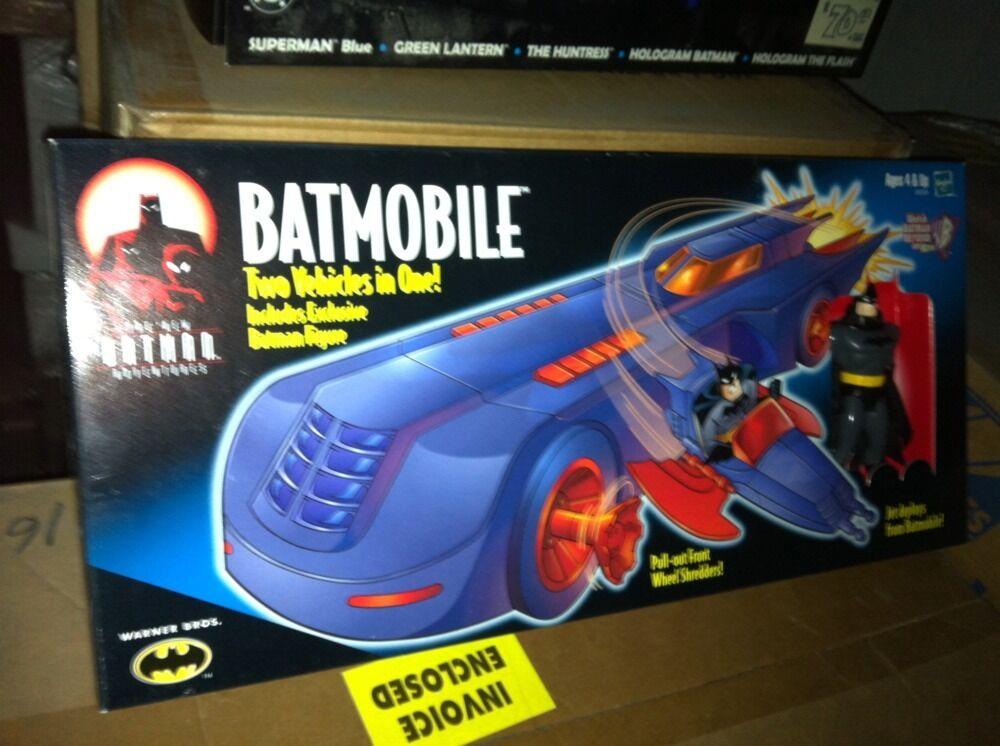 Nya läderlappen Äventyror BATbilenE 2 -in -1 Fordon w   Exklusiv animerad figur