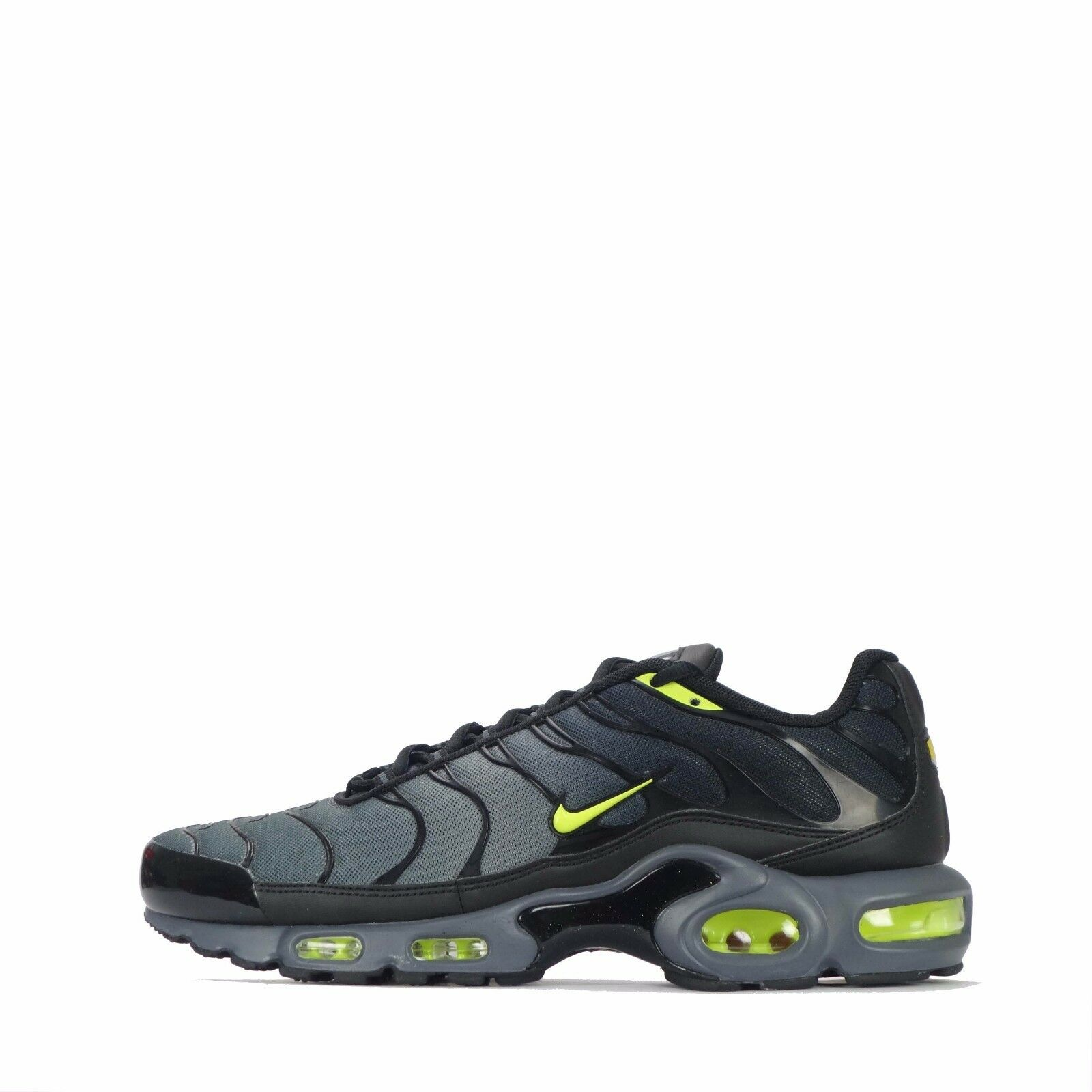 Nike Air Max Plus Plus Plus TN1 Tuned Men's shoes Dark Grey Volt 93d1c7