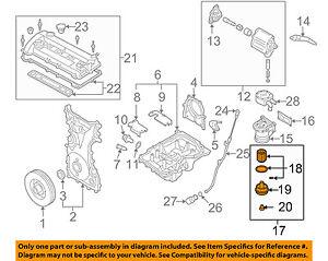 mazdaspeed 6 engine diagram mazda oem 06 09 5 engine oil filter l32114300a9u ebay  mazda oem 06 09 5 engine oil filter