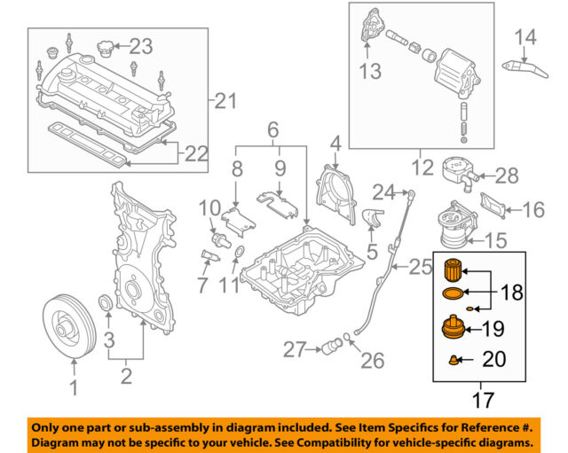 mazda cx 7, 3, 5 6 and mazdaspeed 6 new oem oil filter housing 2003 Ford 3.0 V6 Engine Diagram mazda oem 06 09 5 engine oil filter l32114300a9u
