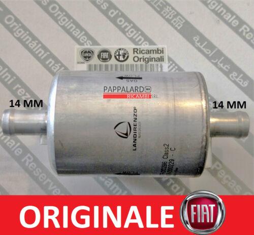 FILTRO GAS ORIGINALE FIAT PANDA 1.2 GPL 51 KW 69 CV DAL 2010 IN POI