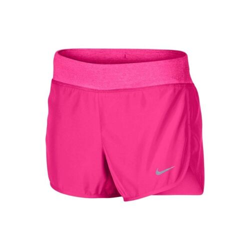 NWT NIKE GIRLS/' DRY TENNIS//RUNNING SHORTS PINK 819733-639 $35
