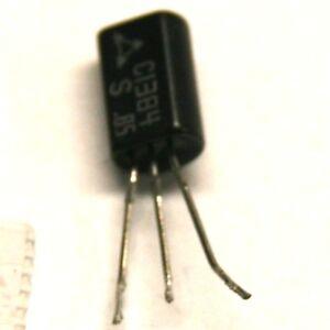 Pulled original transistor 2SC1384 Matsushita Group: S