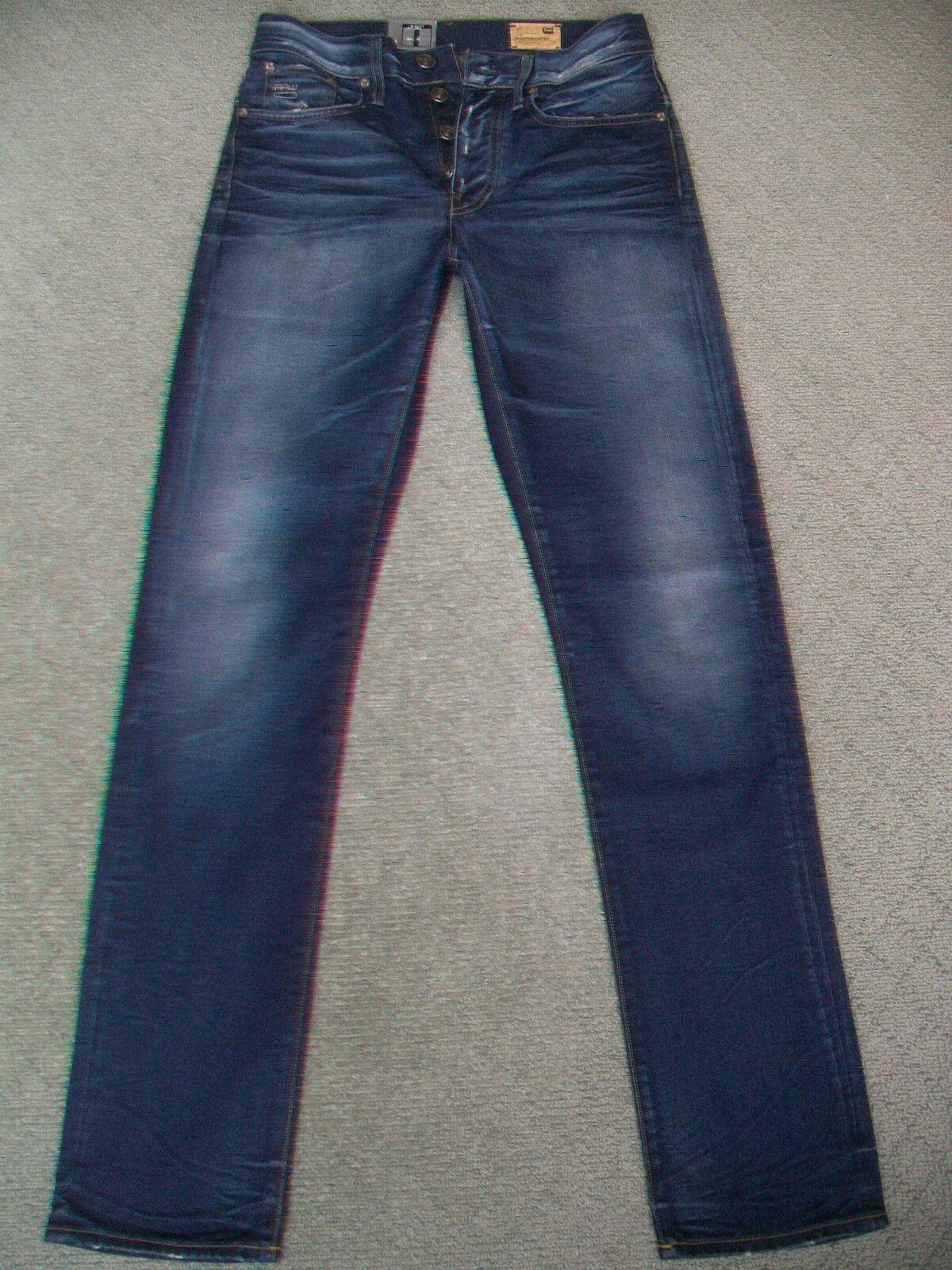 d305b45fc5 MENS G STAR  3301 SLIM  JEANS BNWOT - 29 L SIZE - nsoivp3706-Jeans ...
