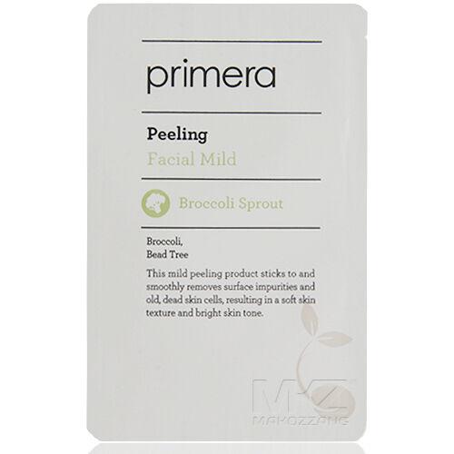 Primera Peeling Facial Mild 40pcs Exfoliator Scrub Natural Amore Pacific Newest