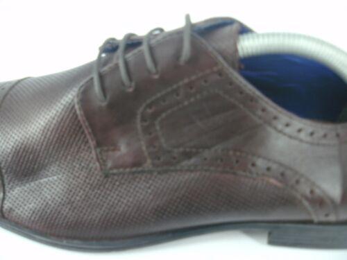 Js180 Street 9 Leather Silver London Burgundy Garrick 08 Uk Vv 43 Shoes Eu OqR1vRw