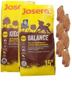 15kg Josera Emotion Balance Enfants 6 X Kaninchenohren