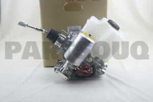 Details about 4705060350 Genuine Toyota BRAKE BOOSTER ASSY, W/MASTER  CYLINDER 47050-60350