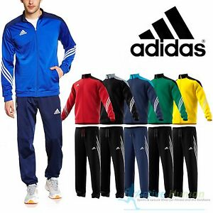 1d4f5af01b63 Image is loading Adidas-Mens-Adidas-Tracksuit-Joggers-Bottoms-Pants-Top-