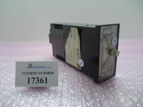 Temperature controller Krauss Maffei Metrawatt type RO-2PDPI/01i