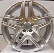 "20"" Mercedes Aleaciones de 5 X 112 ML63 ET45 66.6 ruedas"